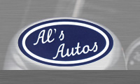 Al's Autos for fine used cars!