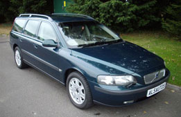 Volvo Estate